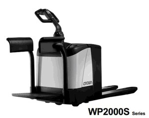 CROWN WP2000S Series Pallet Truck Parts Manual