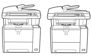HP LaserJet M3027, M3035 MFP printer Service Repair Manual