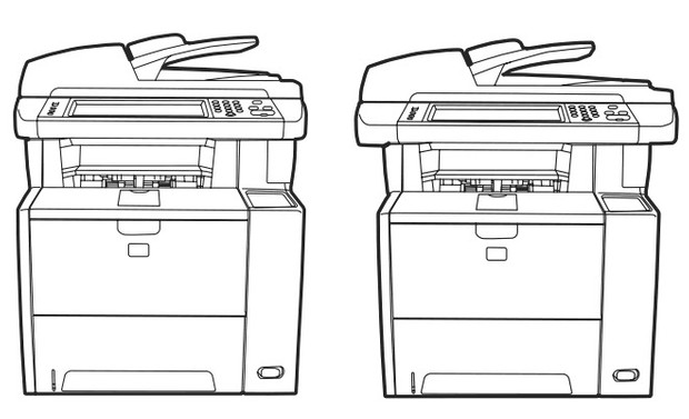 HP LaserJet M3027, M3035 MFP printer Service Repair Manual