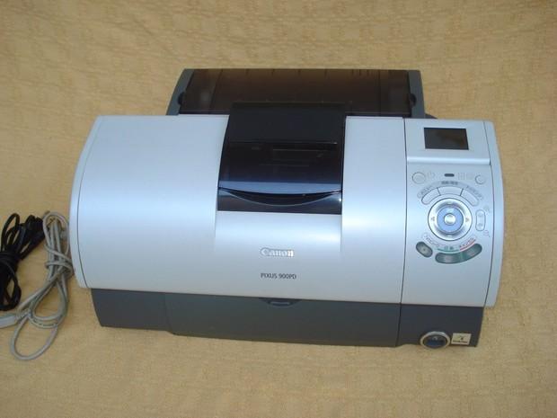 Canon PIXUS 900PD / i900D / i905D Printer Service Repair Manual