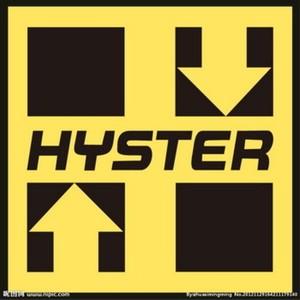 HYSTER B60Z, B80Z RIDER FORKLIFT SERVICE REPAIR MANUAL & PARTS MANUAL