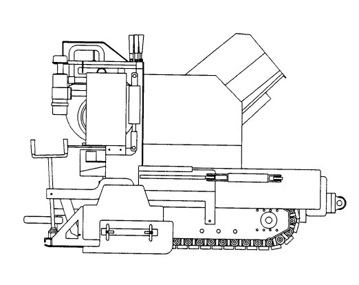 GEHL T650B, T650BD POWER BOX Self-Propelled Paver Parts Manual