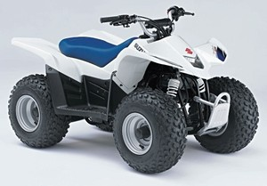 SUZUKI LT-Z50 QuadSport All Terrain Vehicle Service Repair Manual 2006-2009 Download