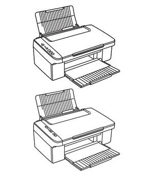 Epson Stylus TX110/TX111/TX112/TX113/TX115/TX117/TX119/NX110 Color Inkjet Printer Service Manual