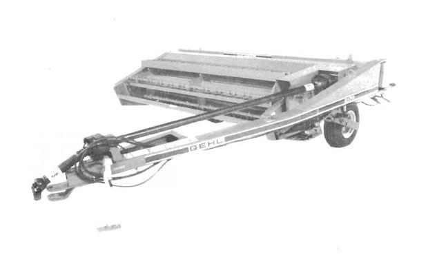 GEHL 2140/2170 MOWER CONDITIONER Parts Manual