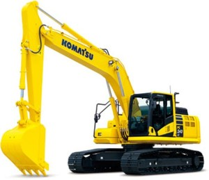 KOMATSU PC240LC-11 HYDRAULIC EXCAVATOR SERVICE REPAIR MANUAL (S/N: 95001 and up)