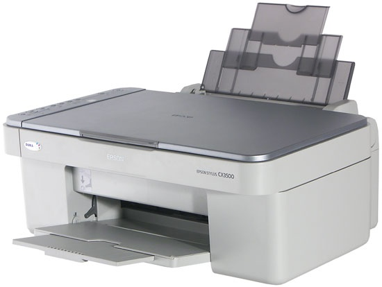 Epson Stylus CX4600 Printer Driver UPDATE