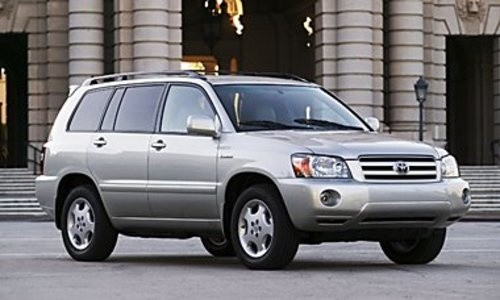 TOYOTA HIGHLANDER SERVICE REPAIR MANUAL 2001-2007 DOWNLOAD