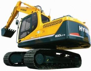 HYUNDAI R160LC-9S, R180LC-9S CRAWLER EXCAVATOR SERVICE REPAIR MANUAL