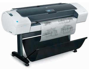 HP Designjet T770 & T1200 series printer Service Repair Manual
