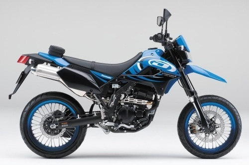KAWASAKI KLX250 D-TRACKER X MOTORCYCLE SERVICE REPAIR MANUAL 2009-2012 DOWNLOAD