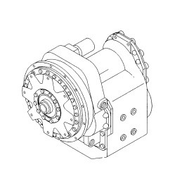 GEHL T12000/T18000 Clark Transmissions Parts Manual