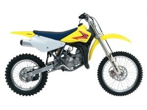 2007 SUZUKI RM-Z250 SERVICE REPAIR MANUAL
