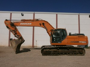 DAEWOO DOOSAN DX300LC EXCAVATOR SERVICE REPAIR MANUAL
