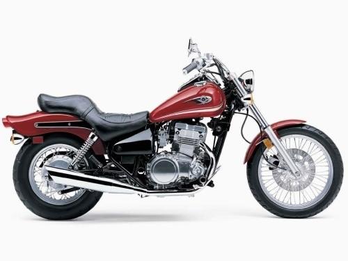 KAWASAKI EN500, VULCAN 500 LTD MOTORCYCLE SERVICE REPAIR MANUAL 1996-2008 DOWNLOAD