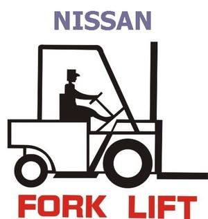 Nissan P-series (PS, PSH) Forklift Service Repair Manual