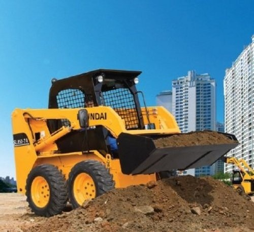 HYUNDAI HSL500T SKID STEER LOADER SERVICE REPAIR MANUAL