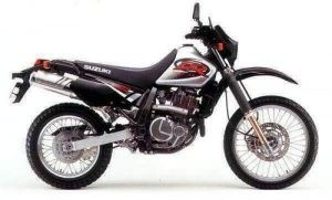 SUZUKI DR650R / DR650S SERVICE REPAIR MANUAL 1991-1993 DOWNLOAD