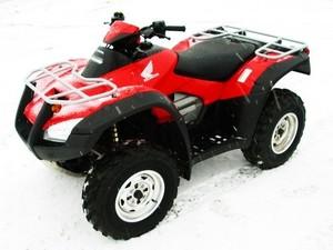 HONDA TRX680FA / TRX680FGA SERVICE REPAIR MANUAL 2006-2011 DOWNLOAD
