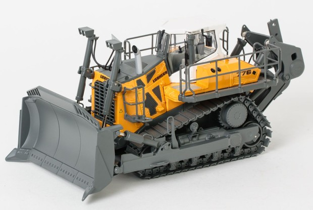 Liebherr PR 776-1296 Crawler Dozer Service Repair Manual