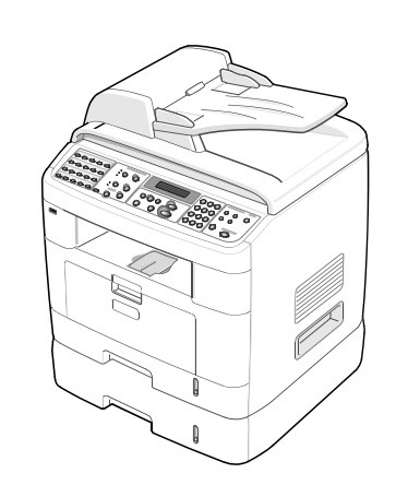 RICOH AC205 PARTS CATALOG