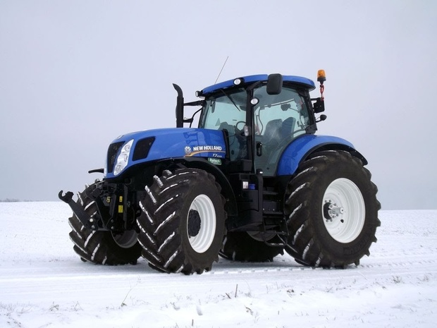 New Holland T7.220 / T7.235 / T7.250 / T7.260 / T7.270 Auto & Power Command Tractor Service Manual