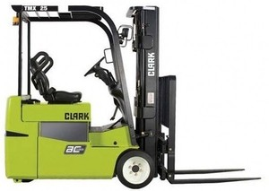 CLARK TMX12-25, EPX16-18 FORKLIFT SERVICE REPAIR MANUAL