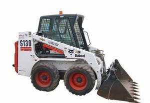 BOBCAT S130 SKID STEER LOADER SERVICE REPAIR MANUAL(S/N:527311001 & Above, S/N:527411001 & Above)