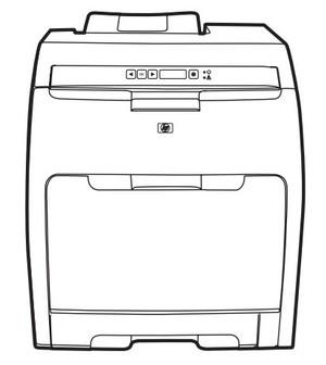 HP Color LaserJet 2700 Series printers Service Repair Manual