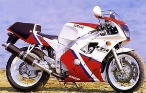 YAMAHA FZR400SP SERVICE REPAIR MANUAL 1991-1992 DOWNLOAD