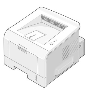 Samsung ML-2250 Series ML-2210, ML-2250/XEV, ML-2251N/XEV Laser Printer Service Repair Manual