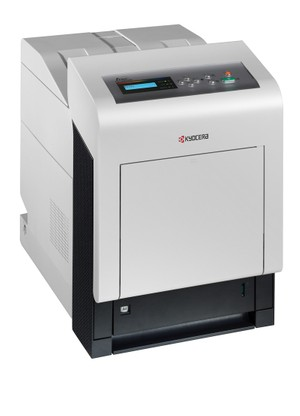 Kyocera FS-C5300DN / FS-C5200DN / FS-C5100DN Laser Printer Service Repair Manual + Parts List