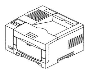 Xerox DocuPrint 4517, 4517mp Network Laser Printers Service Repair Manual