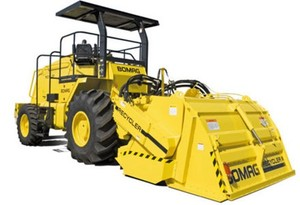 BOMAG MPH 362 / MPH 364 / MPH 454 RECYCLER & STABILIZER OPERATION & MAINTENANCE MANUAL