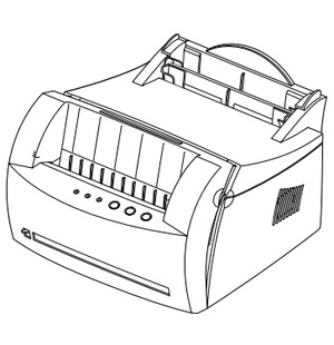 Samsung ML-1430 Series Laser Printer Service Repair Manual