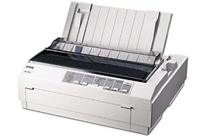 Epson LQ-500 / L-1000 Printer Service Repair Manual