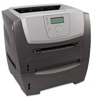 Lexmark E350d, E352dn Laser Printer Service Repair Manual