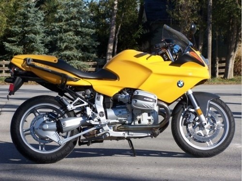 BMW R1100S MOTORCYCLE SERVICE REPAIR MANUAL