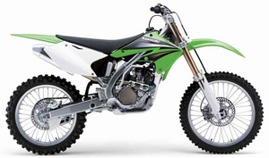 2006 KAWASAKI KX250F MOTORCYCLE SERVICE REPAIR MANUAL