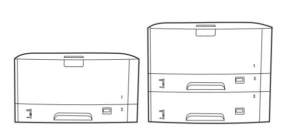 HP LaserJet 5200, 5200L Series printers Service Repair Manual