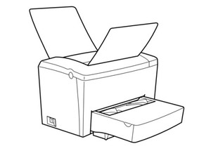 EPSON EPL-5900 / EPL-5900L Monochrome Page Printer Service Repair Manual