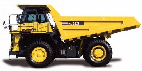 KOMATSU HD325-7, HD405-7 DUMP TRUCK SERVICE REPAIR MANUAL + FIELD ASSEMBLY INSTRUCTION