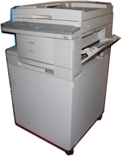 Canon GP160PF / GP160F / GP160DF / GP160 / LP3000 / LP3010 Copier Service Manual + Parts Catalog