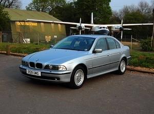 BMW 5 Series (E39) 525i, 528i, 530i, 540i Sedan, Sport Wagon Service Manual 1997-2002 Download
