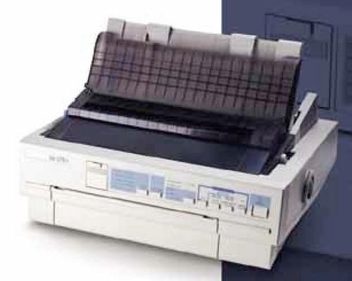 EPSON LQ-570e/LQ-580 24-Pin Impact Dot Printer Service Repair Manual