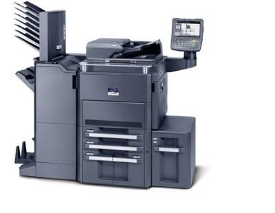 Kyocera TASKalfa 6550ci / 7550ci Multi-Function Printer Service Repair Manual