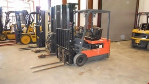 Toyota Forklift FBE10, FBE13, FBE15, FBE18 Series Service Repair Manual