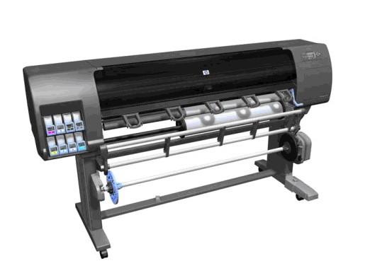 HP Designjet Z6100 Printer series Service Repair Manual