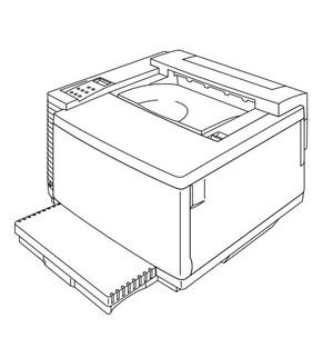 Brother HL-3450CN Color Laser Printer Service Repair Manual