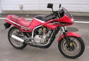 SUZUKI GS250FWS MOTORCYCLE SERVICE REPAIR MANUAL